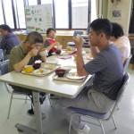 昼食のじかん